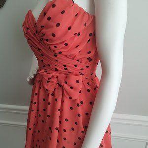 B. Darlin Formal Fit & Flare Dress Size 1/2